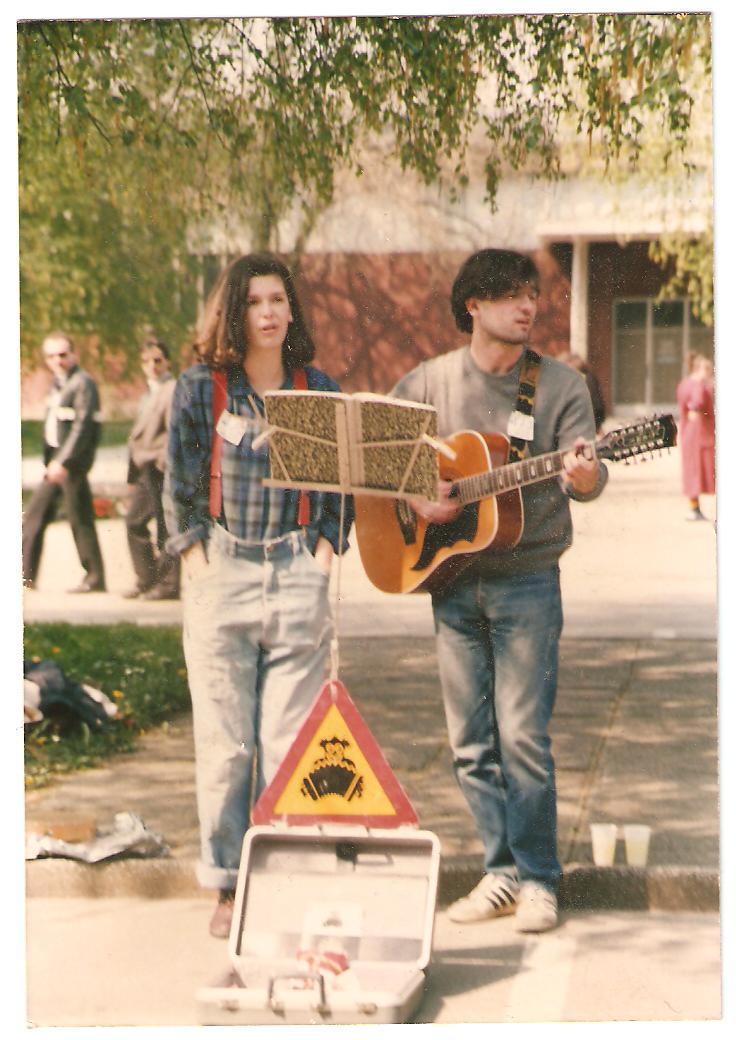 irena-i-denis-ulicni-sviraci-1987-god